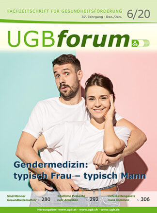 UGBforum 6/20 Gendermedizin
