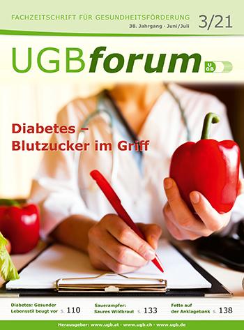 UGBforum 3/21: Diabetes